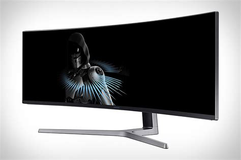 Samsung Qled Gaming Samsung Qled Curved Gaming Monitor Uncrate