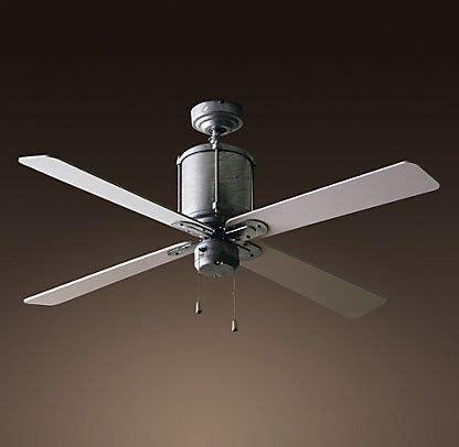 ceiling fans restoration hardware interiors pinterest