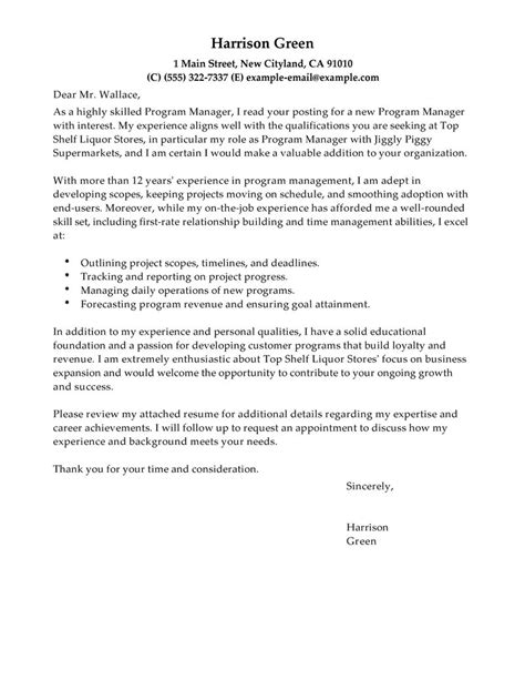 11 inspirational sample resume for project manager position