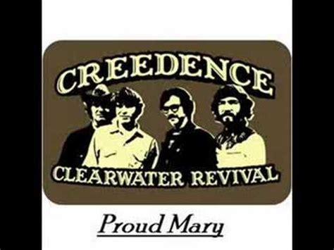 proud testo proud creedence clearwater revival testo