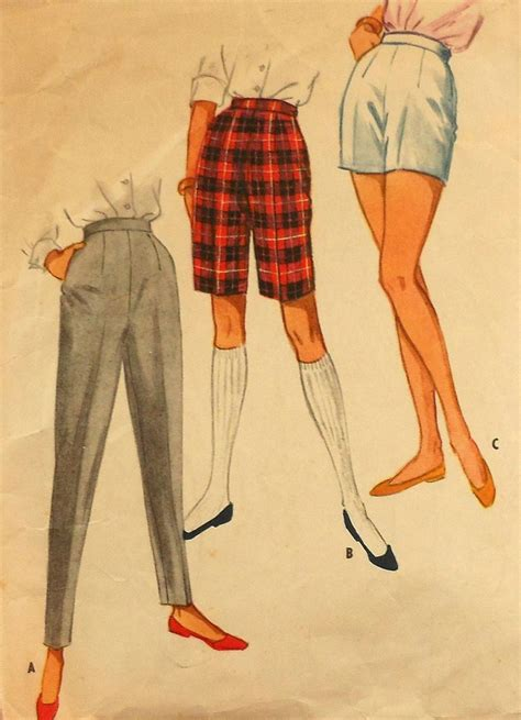 vintage pattern trousers 12 best images about pants patterns on pinterest halter
