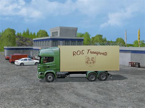 Truck Ls by Ros Truck Scania And Trailer V 0 5 Beta For Ls 15