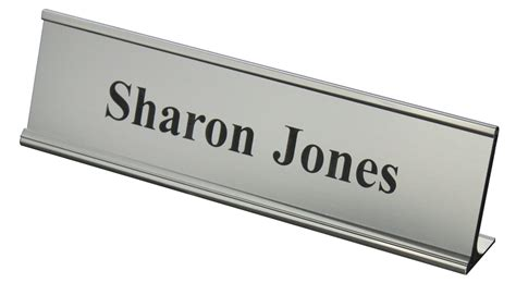 desk plates wooden desk name plates name placard km creative