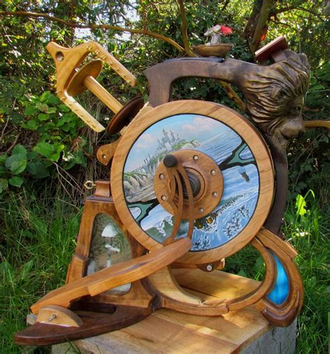 Handmade Spinning Wheel - 17 best images about wheels on antiques