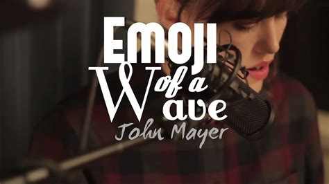 emoji of a wave chords emoji of a wave john mayer ukulele cover コード付き with