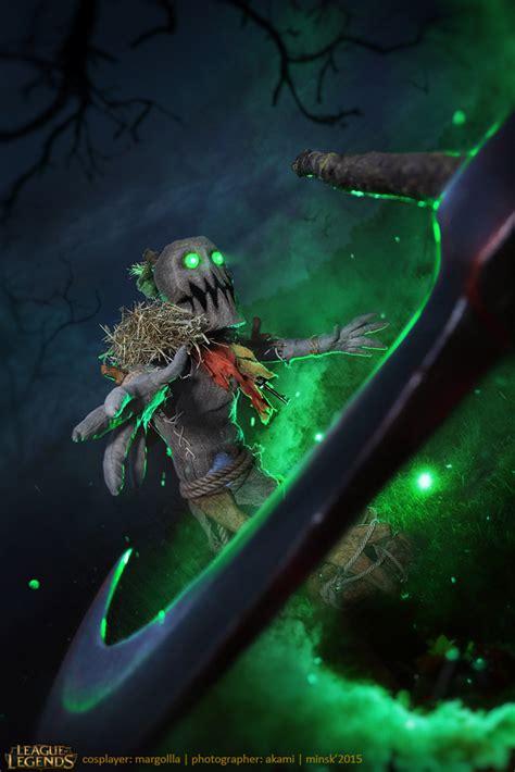 Fiddlesticks League Of Legends league of legends fiddlesticks 4 by akami777 on deviantart