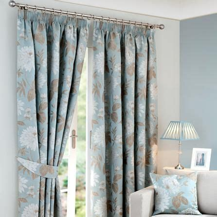 Duck Egg Living Room Curtains