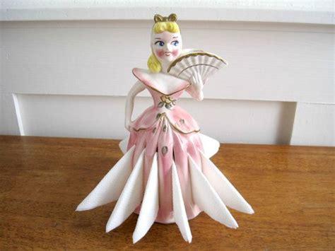 porcelain doll napkin holder 17 best images about vintage napkin on