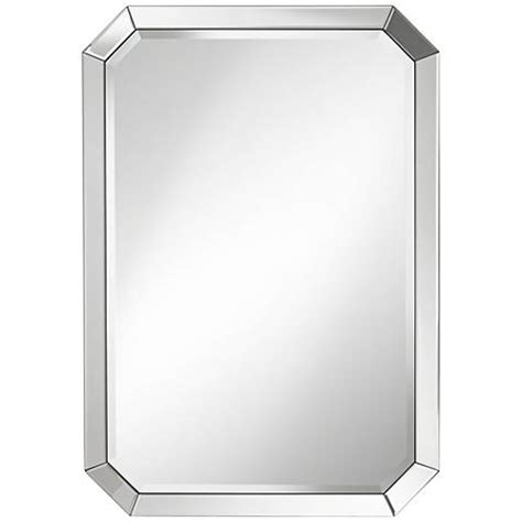 18 inch wide bathroom mirror 28 images frameless shop moen square frameless 18 quot wide beveled wall mirror p1411