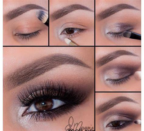 Eyeshadow Application step by step eyeshadow application trusper