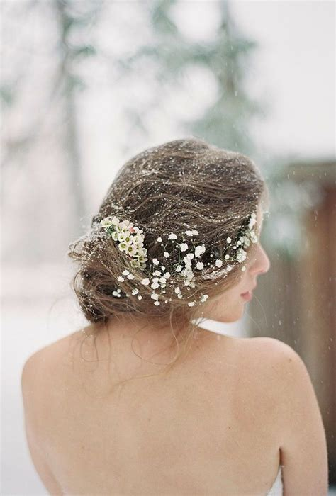 Wedding Hairstyles For Winter by 20 Winter Wedding Hairstyles Ideas Magment