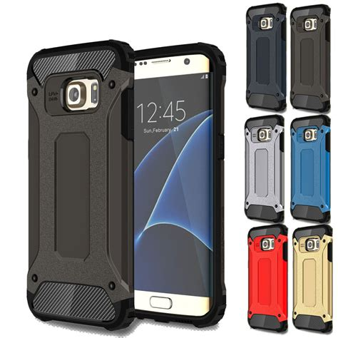 Casing Sasmusng S3 Caseology Hybrid Armor Rugged Shockproof Cover shockproof armor hybrid rugged rubber cover for samsung galaxy phone ebay