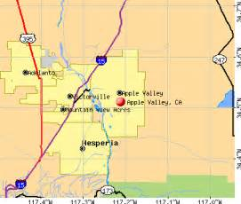 map of apple valley california iphone apple valley ca