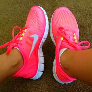 bright colored nike shoes pretty tennis shoes shoes i want
