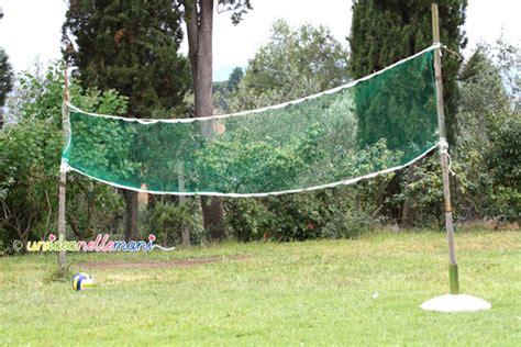 rete da pallavolo da giardino giochi per ragazzi da fare all aperto