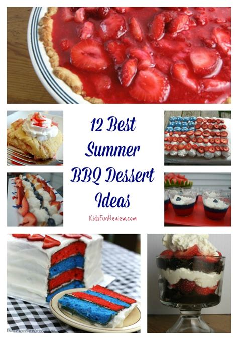 best bbq ideas 12 best summer bbq dessert ideas the kid s review