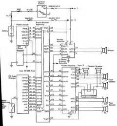 floor speaker wiring diagram speaker wiring diagram series