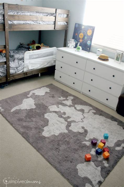 kids bedroom rug 25 best ideas about world map bedroom on pinterest