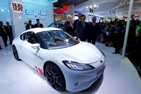 Mahindra Future Electric Cars Mahindra Electric To Go On Evs With 200kmph Speed