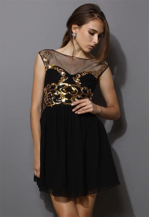 Gold Dresses Make Holidays Nicer by 17 Best Images About Black And Gold Dress On