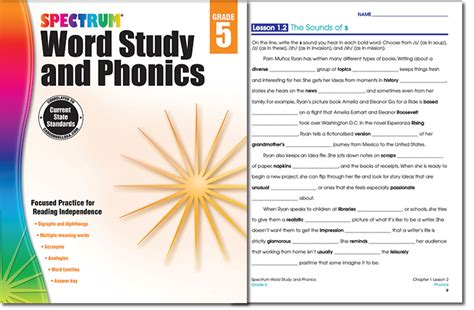 phonics and word study for the of reading programmed for self 11th edition spectrum word study and phonics