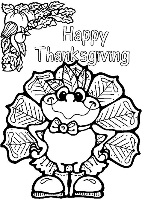 Thanksgiving Turkey Coloring Pages For Kids Az Coloring Thanksgiving Coloring Pages Pdf
