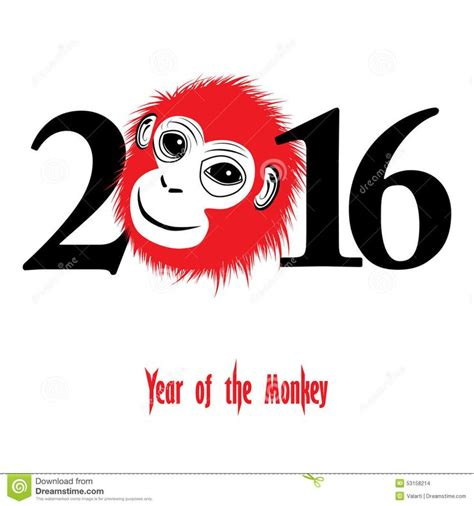 new year 2016 lucky color 12 best 원숭이 images on card ideas and