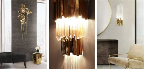 luxury wall decor and creating luxurious wall decor luxury design wall lights by luxxu to create a glamorous