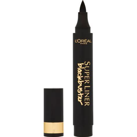 Loreal Eyeliner Liner Superstar Best Seller l or 233 al liner blackbuster eye liner black hq hair