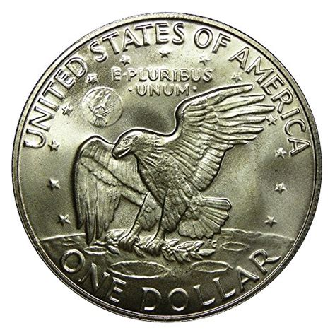 specifications eisenhower silver dollars 1974 s 40 silver eisenhower dollar gem uncirculated at s collectible coins store