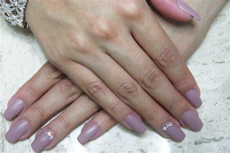 imagenes de uñas de acrilico mate u 241 as acrilicas naturales mate