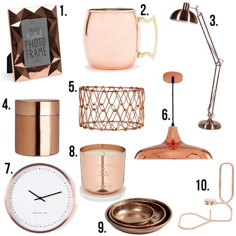 Copper home decor marceladick com