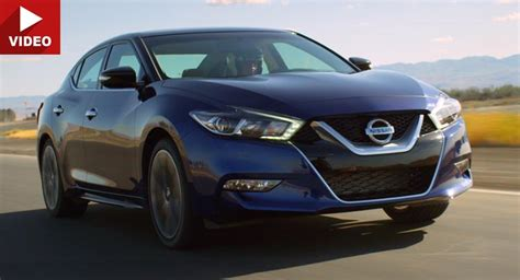 Nissan Acura by 2016 Maxima Beats Bmw 328i Audi A4 And Acura Tlx In