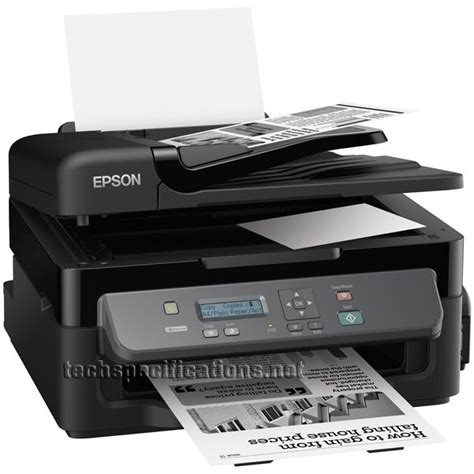 Printer Epson M200 epson workforce m200 multifunction printer tech specs