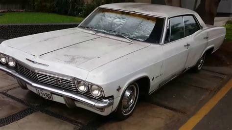 1965 impala 4 door 1965 chevrolet impala 4 door hdt