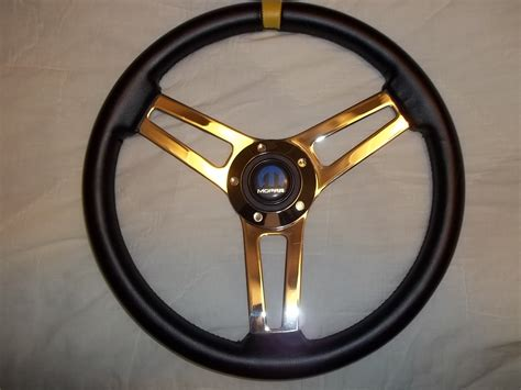 Steering Wheel Horn Button Grant Steering Wheel W Mopar Horn Button