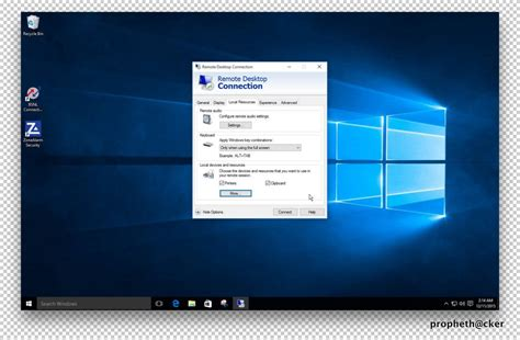 for windows remote desktop how to forward local drives to remote machines from rdp in