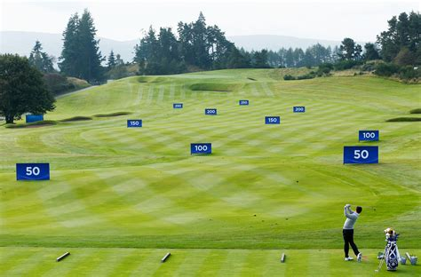 how far is 150 meters how far do average golfers really hit it new distance