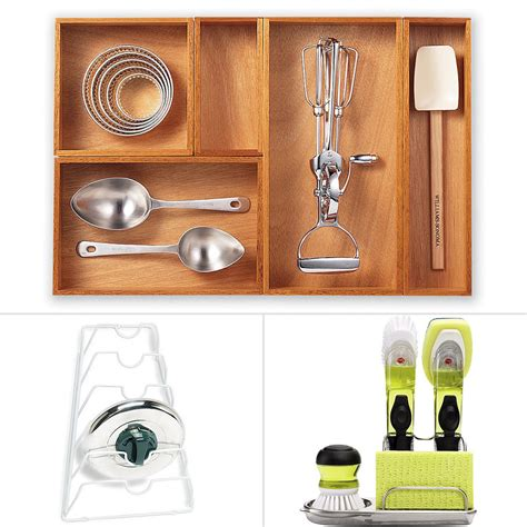 kitchen organization products kitchen organizing products popsugar food