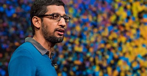 Sundar Pichai Education Mba by Sundar Pichai Is The Person With Highest Qualified Resume