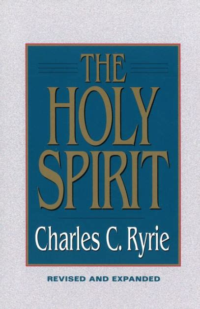 libro postcards from spirit a holy spirit by charles c ryrie paperback barnes noble 174