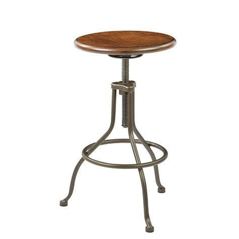 Ave Six Bar Stools by Ave Six Sullivan 28 In Swivel Stool Slvns343 Ptwa The