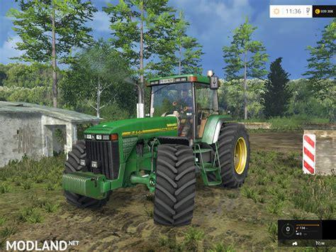Deer Ls by Deere 8400 Mod For Farming Simulator 2015 15 Fs