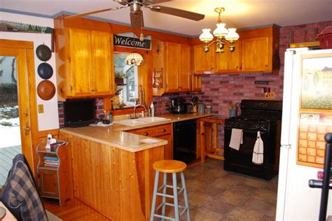 custom pine kitchen saratoga county charlton ny