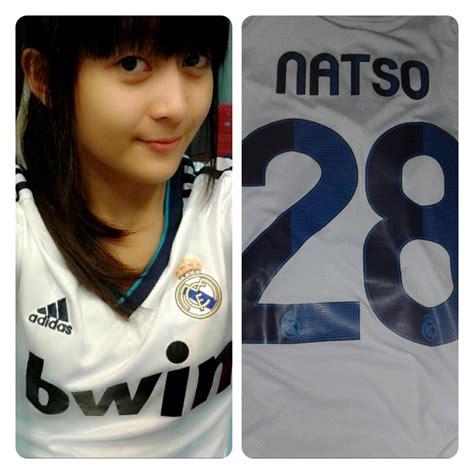 Foto Baju Jersi Arsenal koleksi foto cewek indonesia sweet in jersey cantik pakai baju bola berita sepak bola