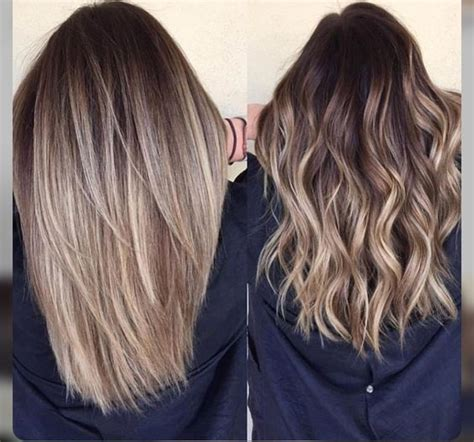 brown hair color with highlights ideas how to dye blonde and balayage highlights blonde balayage hair color ideas and