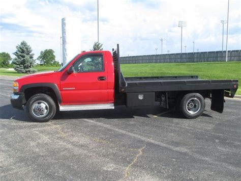 manual cars for sale 2003 gmc sierra 3500 engine control buy used 2003 gmc sierra 3500 4x4 flatbed v8 5 speed manual 1 0wner no reserve in