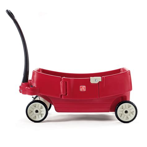 Radio Flyer The Ultimate Comfort Wagon Red Wagons For Kids Deals On 1001 Blocks