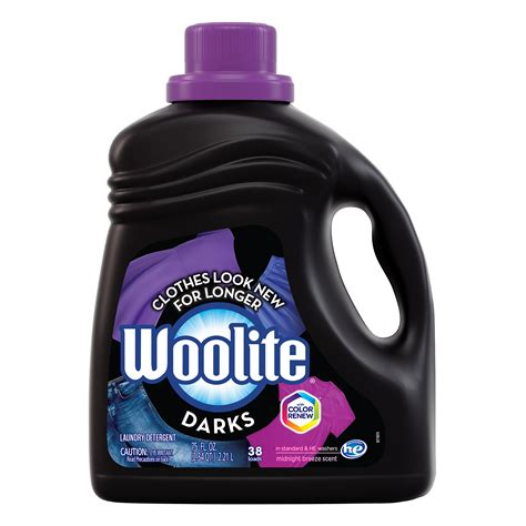 washing darks and colors together woolite 174 darks care laundry detergent