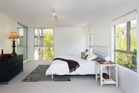 dormitorio nordico en blanco  negro fotos   te